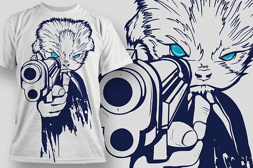 T-shirt Animali e Creature 120