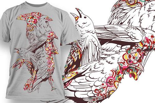 T-shirt Animali e Creature 63