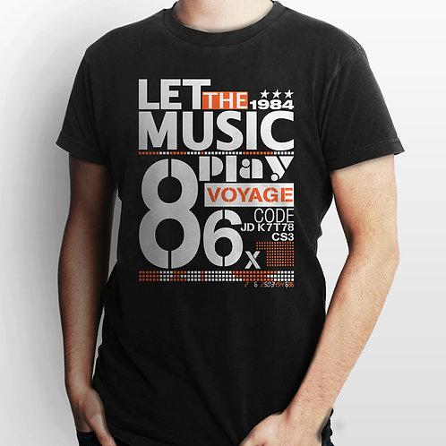 T-shirt Music 19