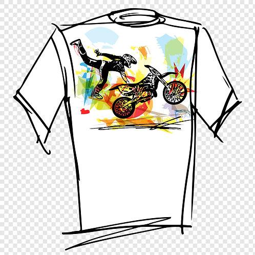 T-shirt Motor 107