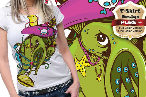 T-shirt Animali e Creature 98