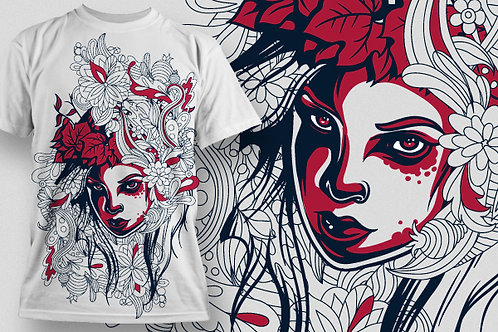 T-shirt Personaggi 34