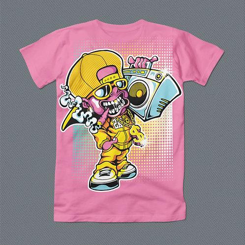 T-shirt Music 01