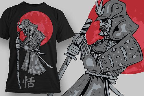 T-shirt Ninja 12