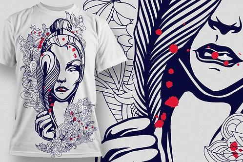 T-shirt Ninja 06
