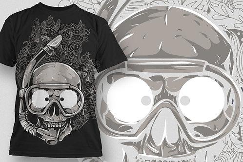 T-shirt Teschi 93