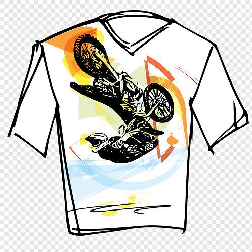 T-shirt Motor 104