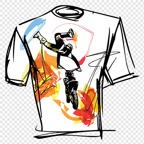T-shirt Motor 102