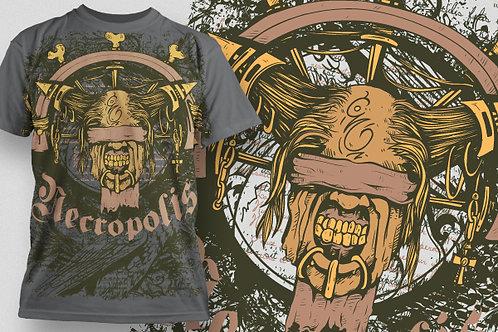 T-shirt Angel & Devil 39
