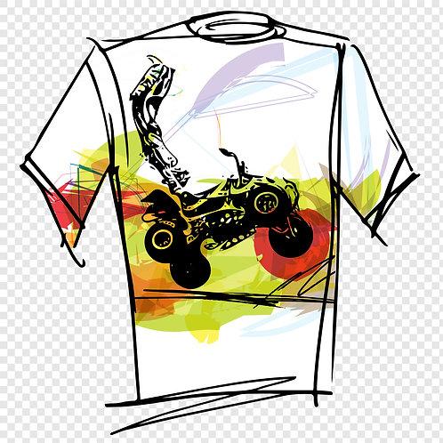 T-shirt Motor 85