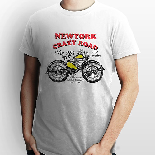 T-shirt Motor 128