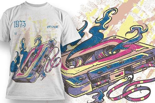 T-shirt Music 14
