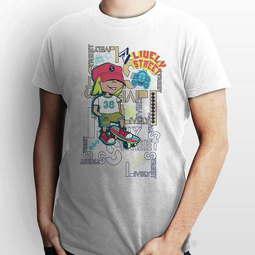 T-shirt Games & Sports 82