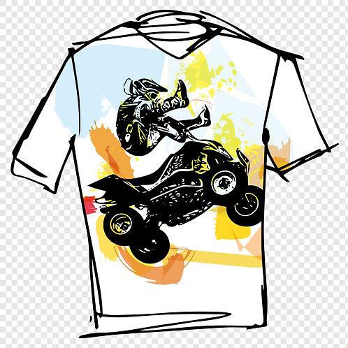T-shirt Motor 84