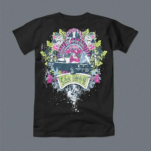 T-shirt Motor 78