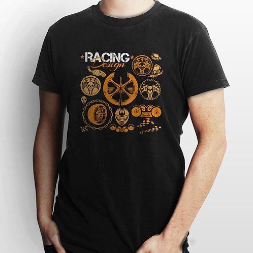 T-shirt Motor 69