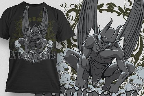 T-shirt Angel & Devil 43