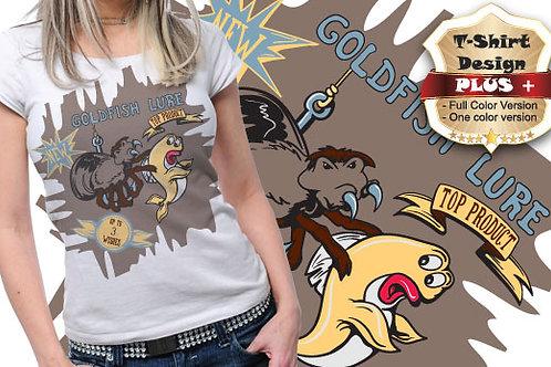 T-shirt Animali e Creature 66