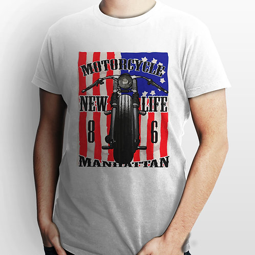 T-shirt Motor 119
