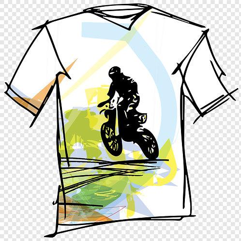 T-shirt Motor 95