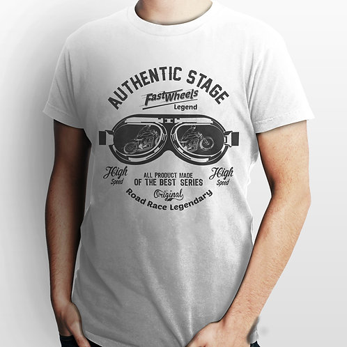 T-shirt Motor 53