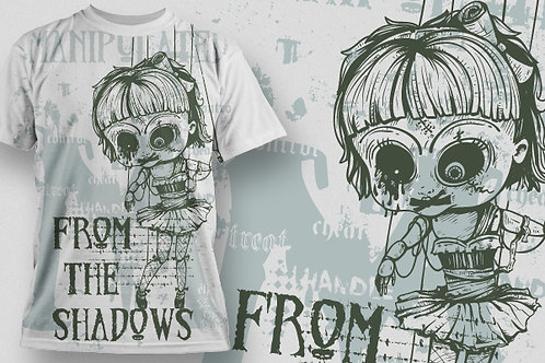 T-shirt Angel & Devil 40