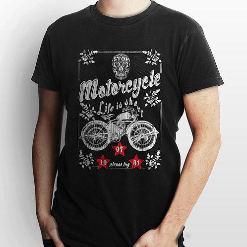 T-shirt Motor 123