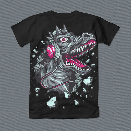 T-shirt Animali e Creature 07
