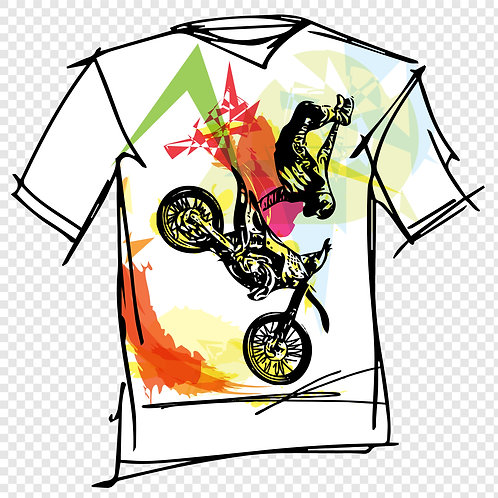 T-shirt Motor 105