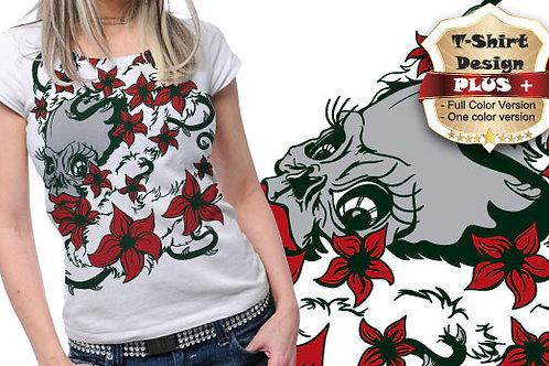 T-shirt Teschi 76
