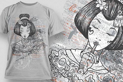 T-shirt Ninja 13