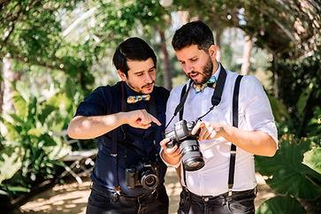 Equipo de Video The Journal Wedding