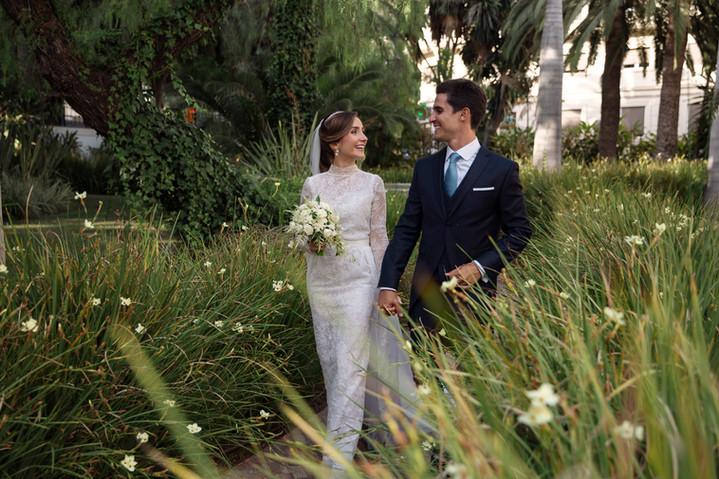 Inés + Alberto