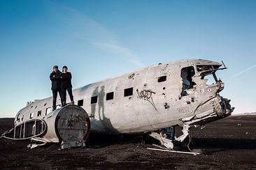 Reportaje en Islandia