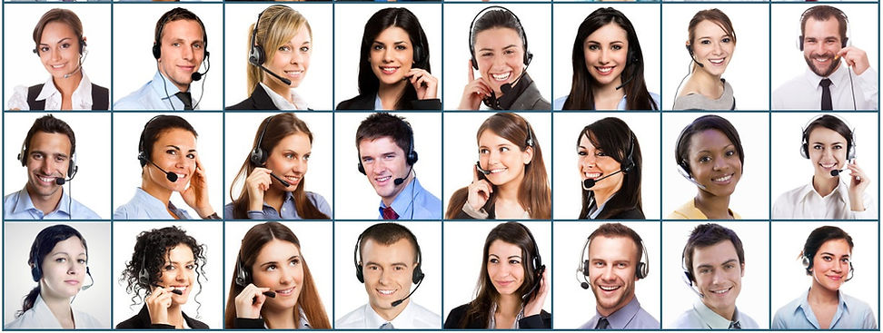 Call center, Customer care, Telemarketing