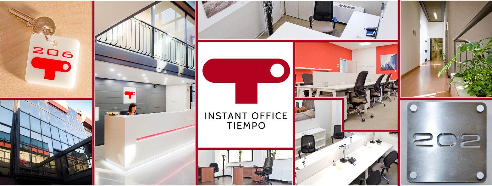 Instant office tiempo milano