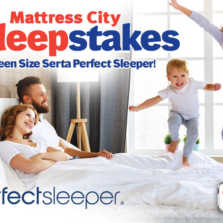 Washington Family-Owned Mattress City Invites You To Enter to Win Fall Serta Sleepstakes *