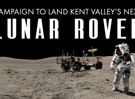 Launch the Kent Valley Lunar Rover!