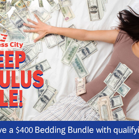 Sleep Stimulus Sale!