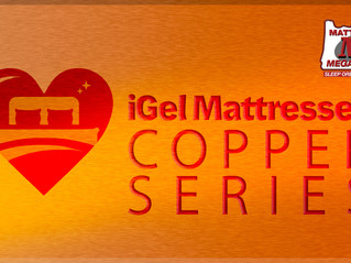 Get 35% off on the NEW iGel Copper Series!