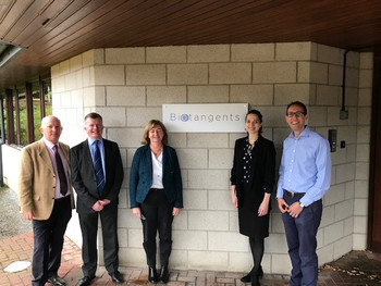 Biotangents doubles laboratory space in move to new facilities at Pentlands Science Park