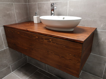 Bathroom Unit, bespoke creation.
