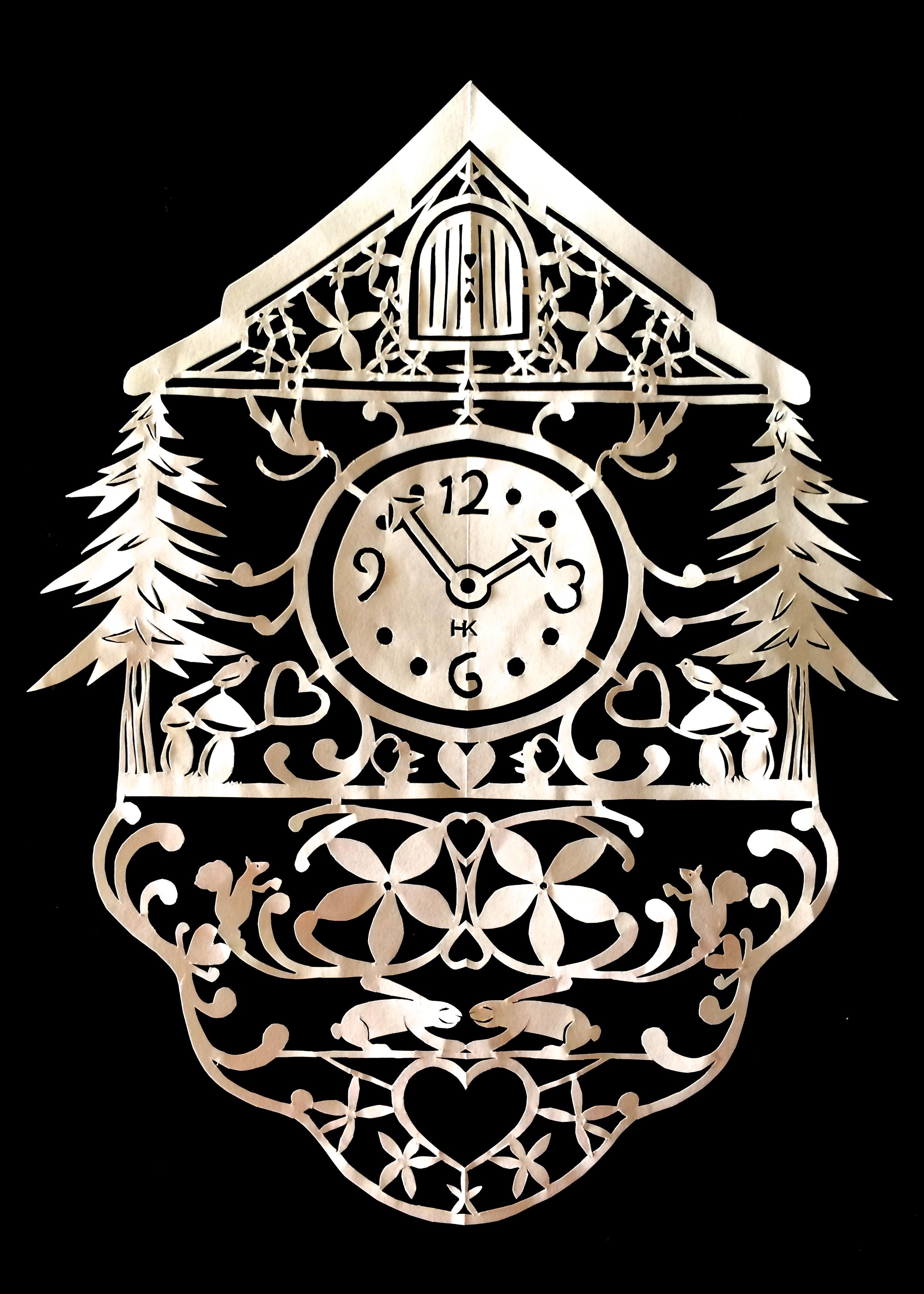 """Minwoo's Clock"" (Cuckoo Series #1)"