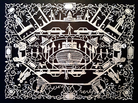 Hannah Kohl papercuts