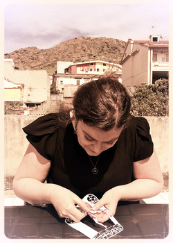 Snipping in Sardinia