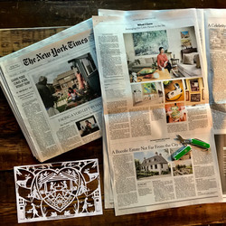 Sunday New York Times