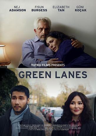 Green Lanes poster