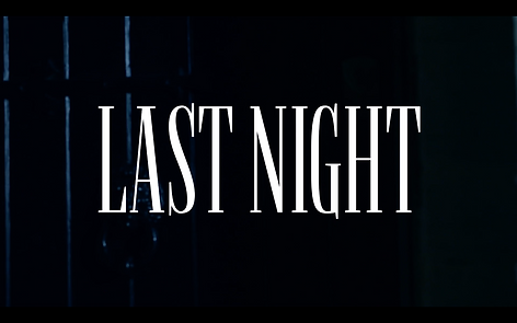 Last Night title