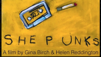 STORIES FROM THE SHE-PUNKS (2018)