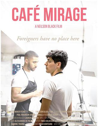 Café Mirage poster